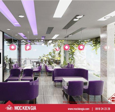 <SPAN>Dự án Cafe</span> Orchid Garden